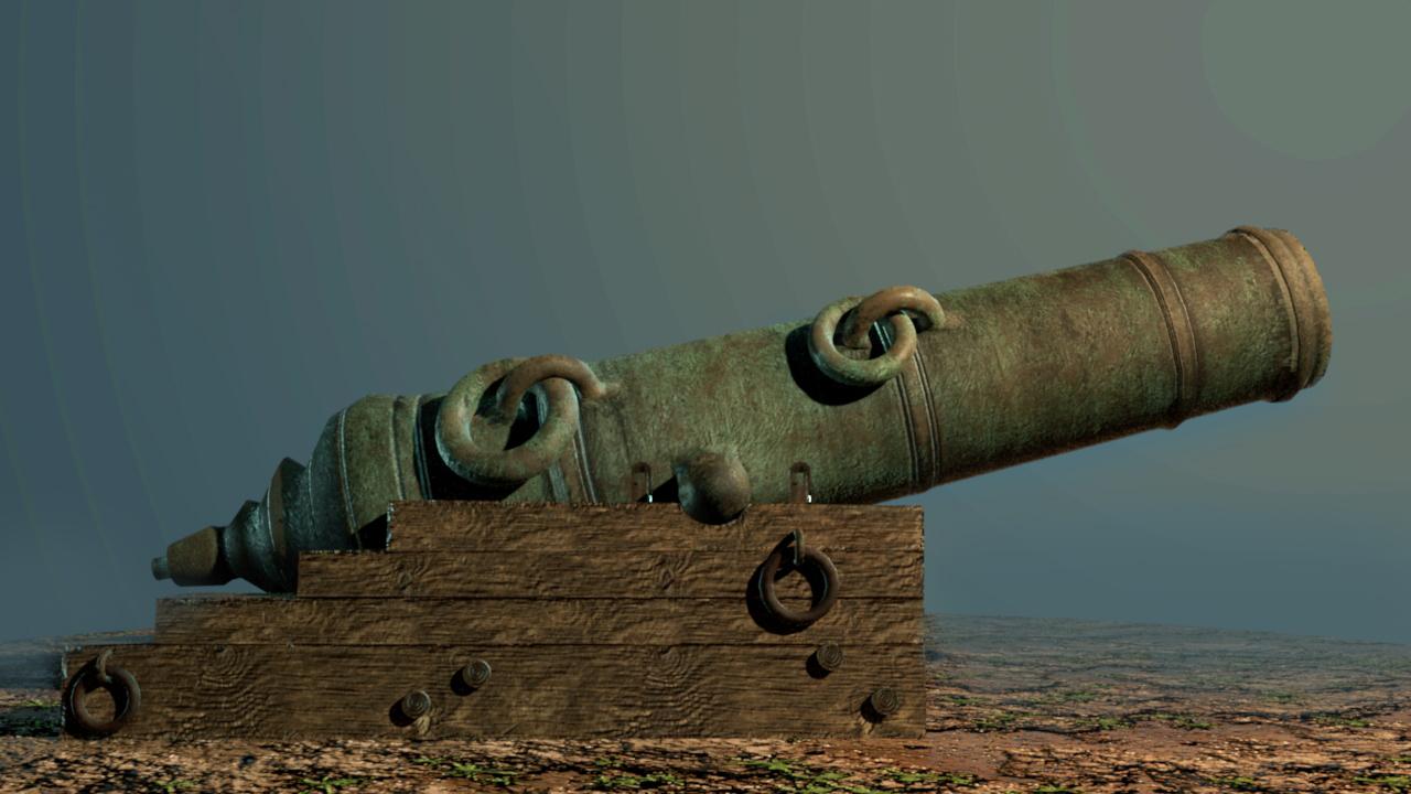 Thai Royal Cannon