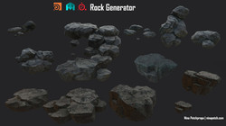 Rock Generator 02