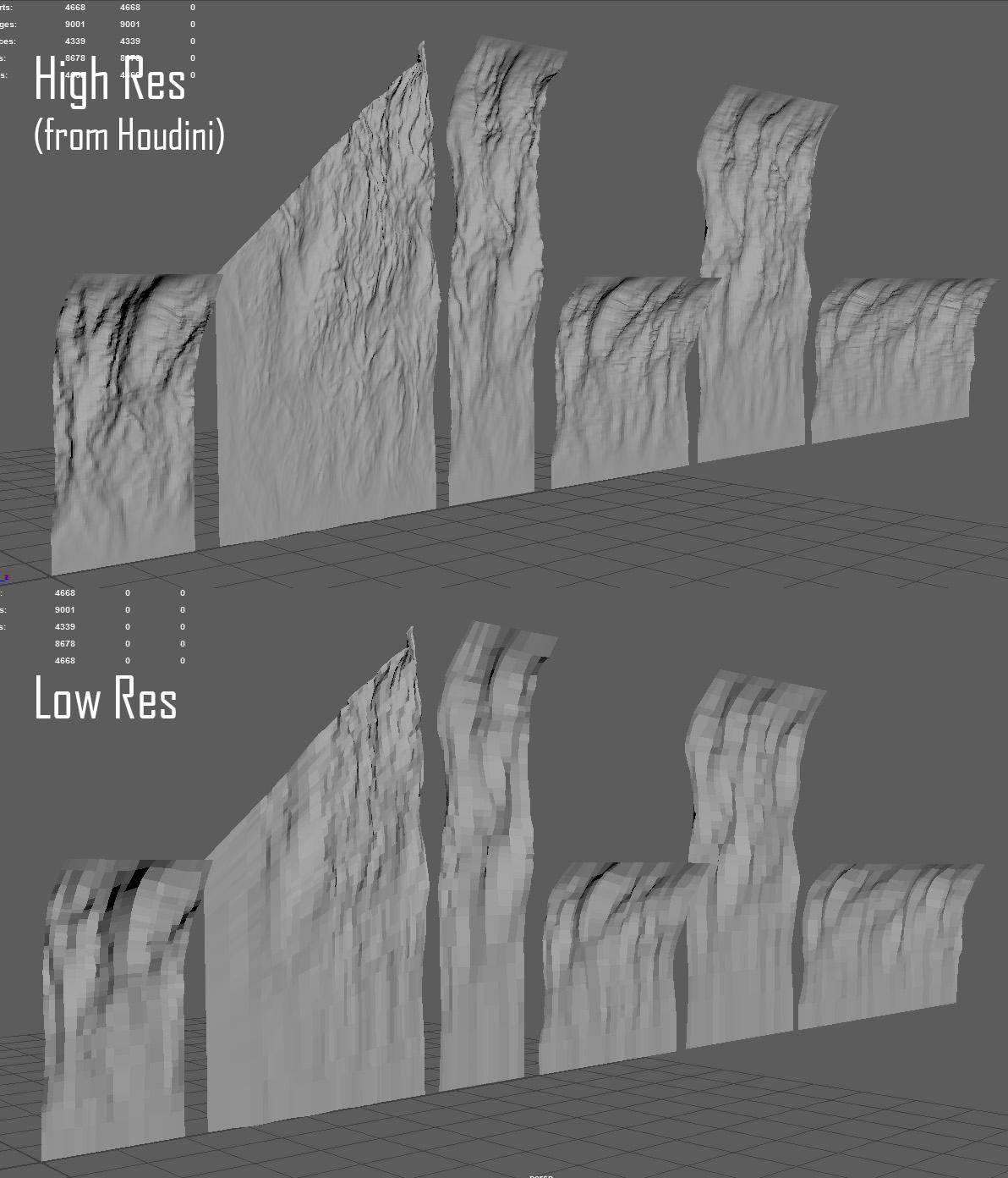 Procedural Wall Pieces