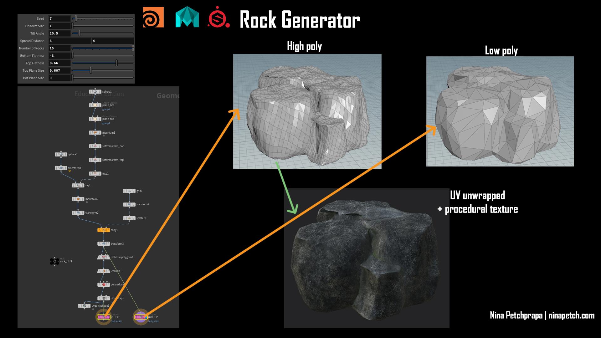 Rock Generator 01