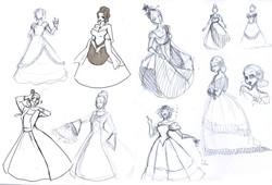Crowd Character Thumbnails 2