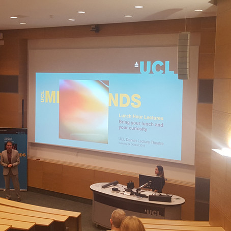 Introducing Islands Laboratory in UCL Minds Lunch Hour Lectures