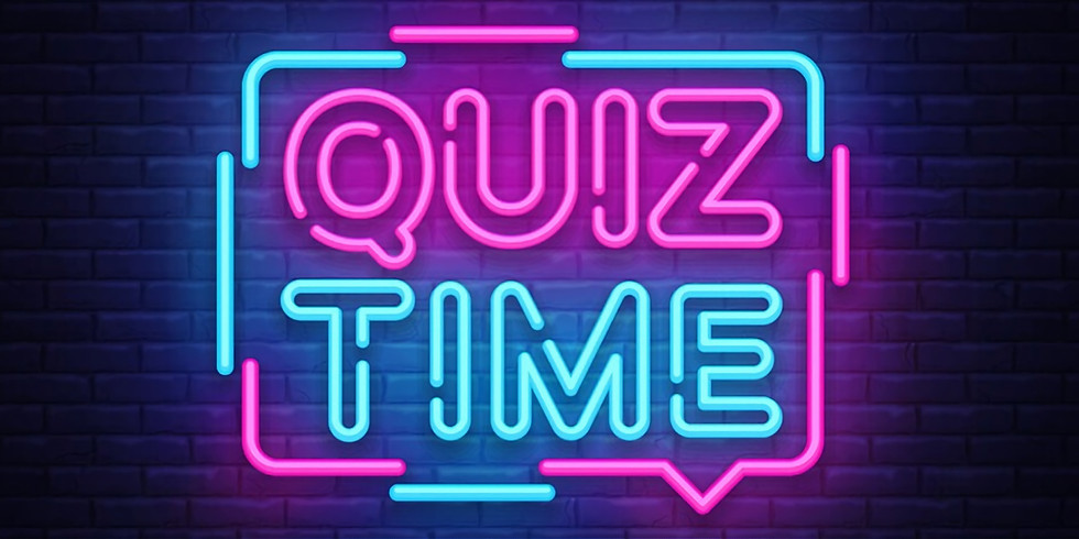 The Big PTA (Virtual) Quiz