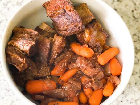Hearty Beef Short Ribs