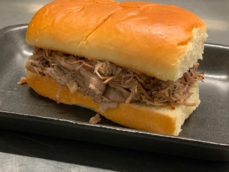 A Grocery Gal Twist on a PW Cult Favorite: Spicy Dr. Pepper Pulled Pork