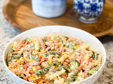 My Favorite Pasta Salad