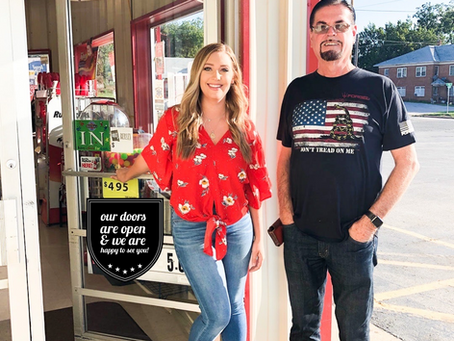 Circa May 2020: An Open Letter from Your Small Town Grocery Gal in The Midst of a Pandemic