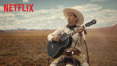 The Ballad of Buster Scruggs   Behind the Score