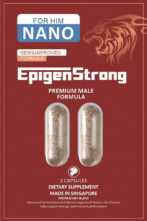 Epigen Strong 2 capsules for outside Singapore only