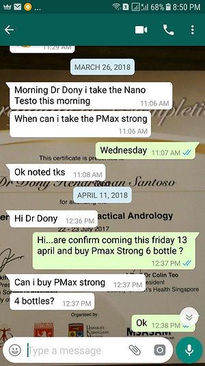 testimonial 5/Singapore/Nanobiotechnology Pte. Ltd