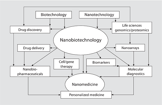 Nanobiotechnology Pathway