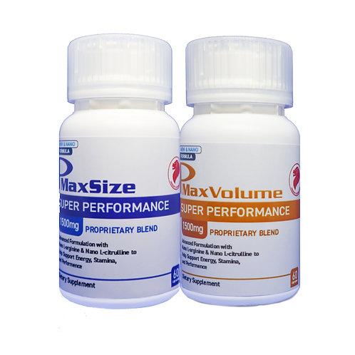 Nano Pmax volume package
