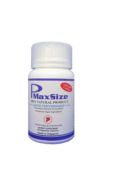 Pmax Size Improved Formula