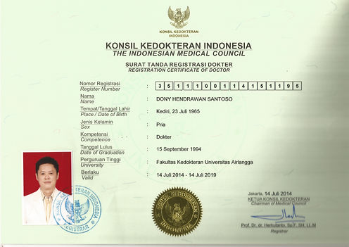 Indonesian Medical Council