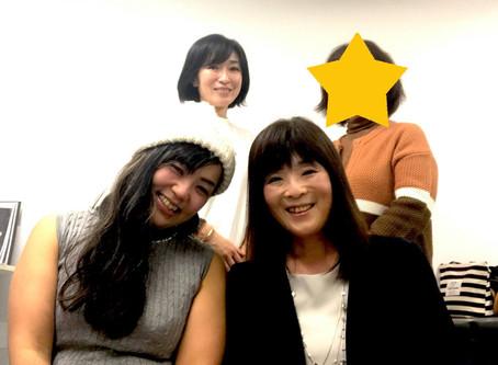セルフアップ・カウンセラー講座:東京クラス、最終日でした