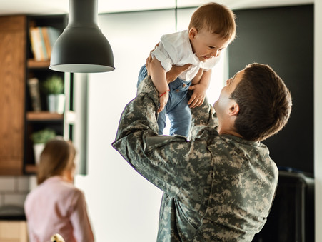 Veterans show overwhelming support for Paid Family and Medical Leave