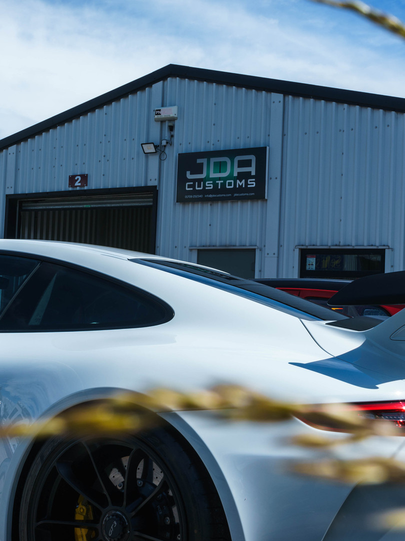 SHEFFIELD CAR & AUTOMOTIVE PHOTOGRAPHY