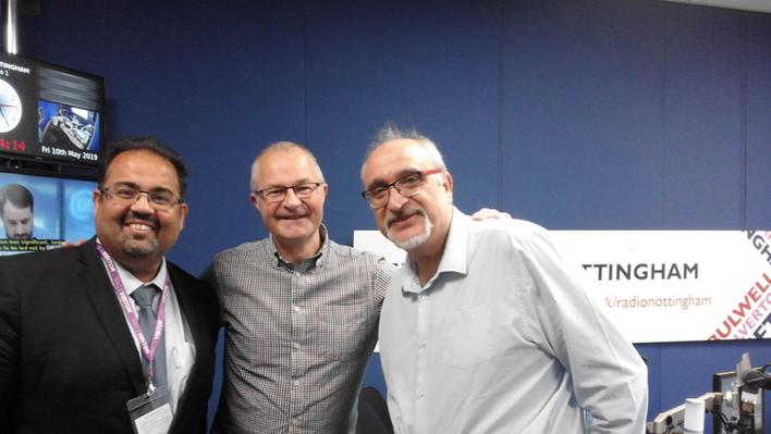 Vacuderm Featured on BBC Radio Nottingham