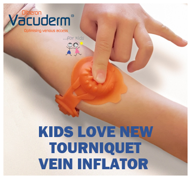 Study reveals children love the new Vacuderm for Kids