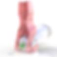Ezederm safety and precision phlebotomy holder