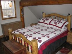 Log Home Interior 018