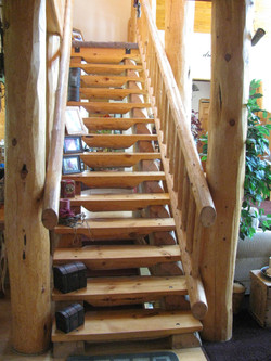 Juanita's Stairs and Accents 002