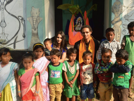 Akshar Foundation is keeping kids away from child labour and teaching them important life skills
