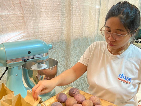 Rikka Mae started 'Share A Bread' initiative for everyone to show support for the frontline workers