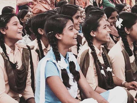 Six students with one vision started Khilti Pari to empower women in India through education