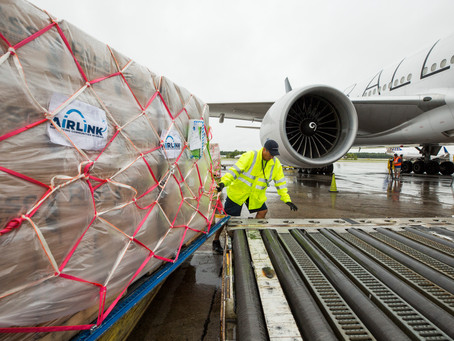 Ever wondered how the aviation sector helps during a crisis? Hear from the unsung heroes at Airlink