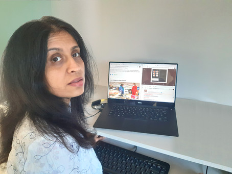 Ensuring people receive the right information about COVID-19, Neha compiled all on one platform