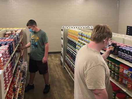 Grocery Store in Texas accepts good deeds and kindness as a payment method