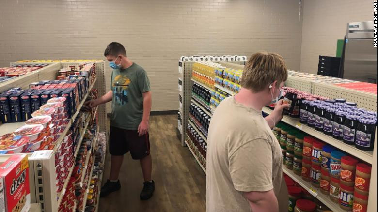 Image: Grocery Store (source: CNN)