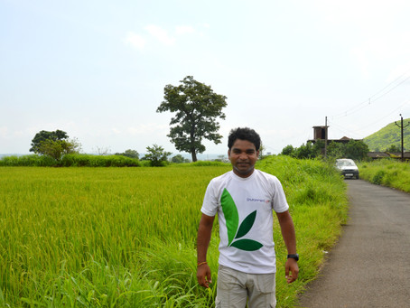 Dharmesh from Mumbai is on a spree to clean non-biodegradable trash from waterfalls & Mangroves