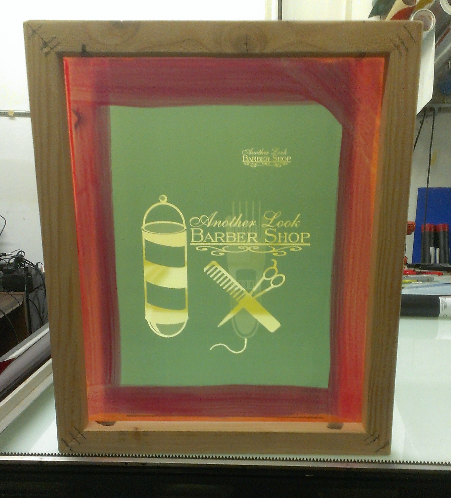 17 X 21 SILK SCREEN