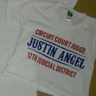 CAMPAIGN SHIRT FOR THE LITTLE GUY