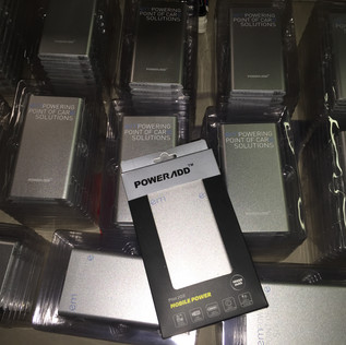 IMPRINTED BATTERY CHARGERS