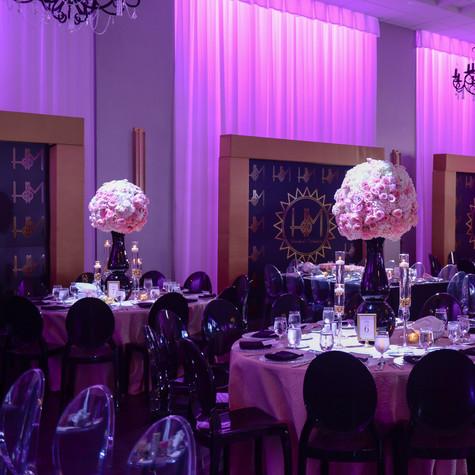 Pretty in Pink Fashion Mitzvah at Emanuelle Luxury Venue Miaimi Beach