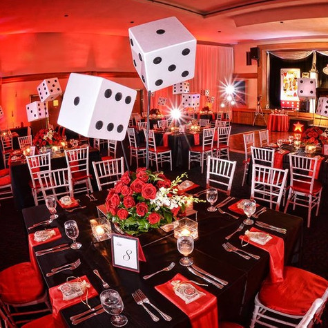 Roll the Dice Mitzvah at Temple Beth Moshe Miami