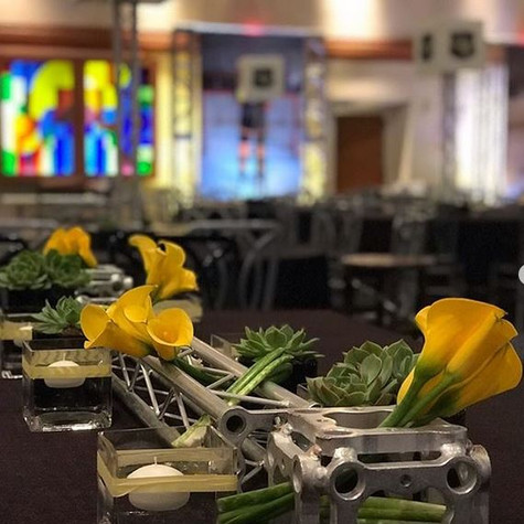 Industrial Sports Mitzvah at Temple Beth Moshe Miami