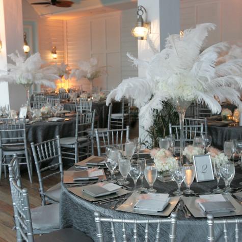 Art Deco Inspired Wedding at Palms Hotel Miami Beach