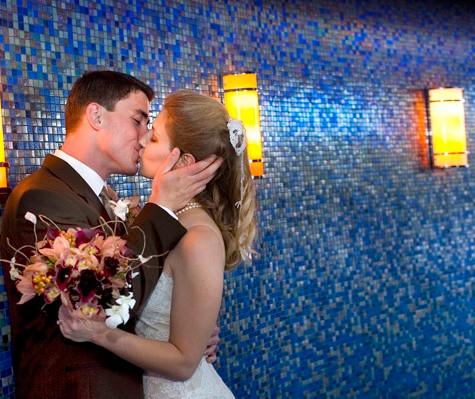 Modern Wedding at Ritz Carlton South Beach