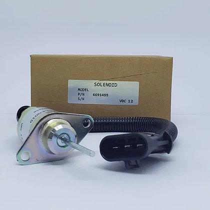 Solenoide de Combustível Bobcat 6691498