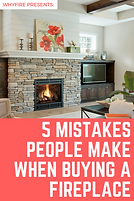 5 Mistakes people make when buying a fir