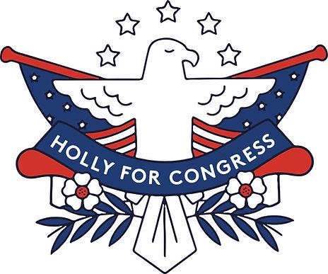 HollyForCongress_EagleSeal_FullColor_rgb