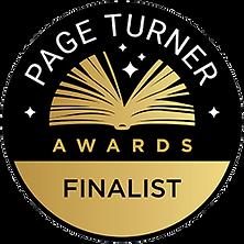 PNG 250x250 - Page Turner Awards - 2021 Finalist Circle Brand Logo (C).png