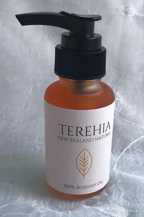 100% Rosehip Oil