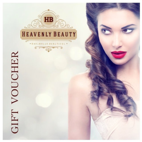 Deluxe Heavenly Facial Gift Voucher