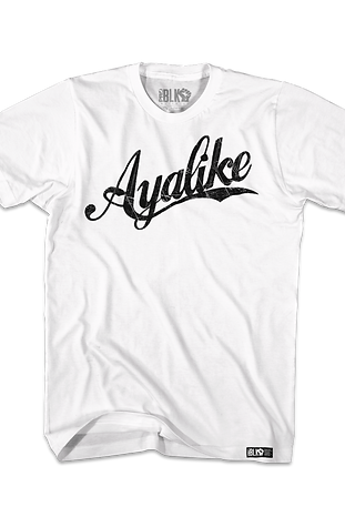PBM Ayalike T-shirt. Made in the USA