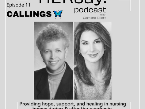 Callings: Counseling Life & Death In Nursing Homes During COVID